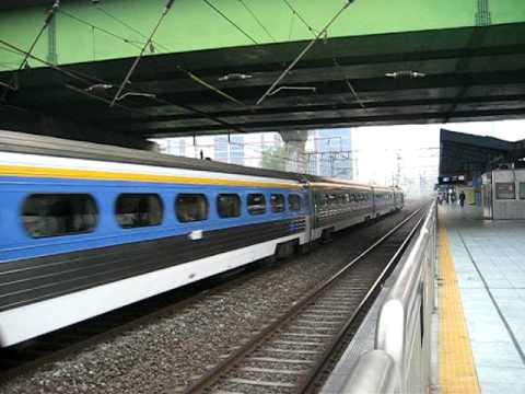 Korail DMU highspeed intercity Seoul