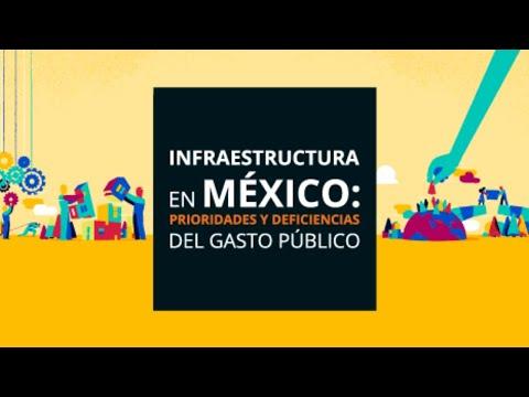 Infraestructura en México: prioridades y deficiencias del gasto público