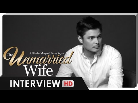 Dingdong Dantes describes working with Angelica, Paulo for 'The Unmarried Wife' - 동영상