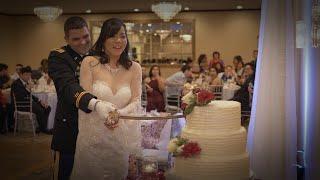 Madison & Jeremiah's Elegant Hotel Wedding 🌺🤘