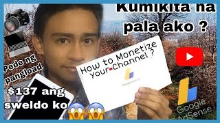 YOUTUBE SWELDO l How to monetize your Channel  l Joshua Ducasen  (Philippines) 2019
