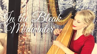 """""""In the Bleak Midwinter"""" by Gustav Holst, played on the harp."""