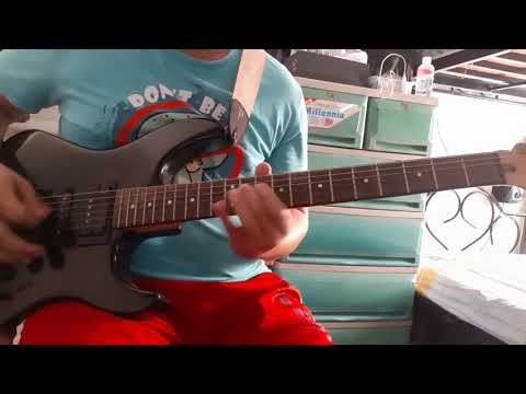IV OF SPADES - I Am A Butterfly (Guitar Solo Cover)