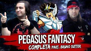 "Cavaleiros do Zodíaco: ""PEGASUS FANTASY"" COMPLETA (part. Bruno Sutter)"
