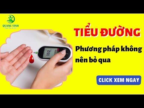 Hỗ trợ điều trị bệnh Tiểu đường L.y Triệu Thị Thanh