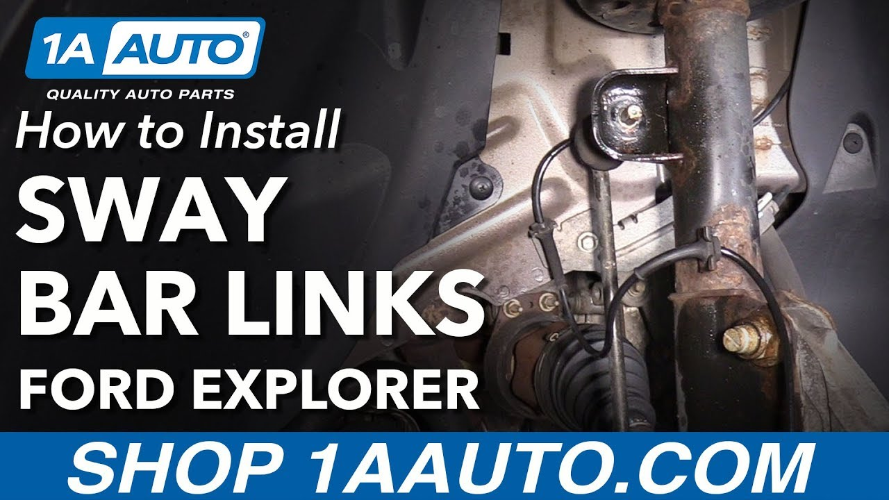 With 3 Year Warranty Rear Suspension Stabilizer Sway Bar End Link