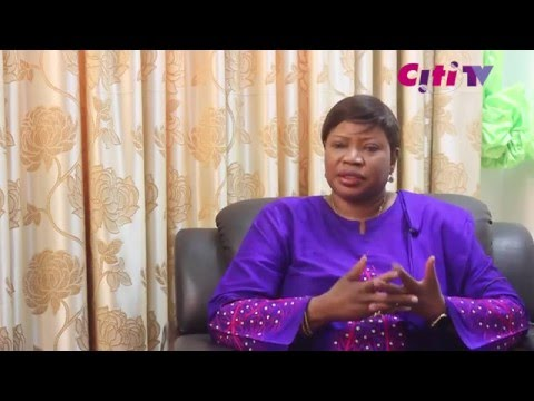 Citi Showcase: Fatou Bensouda