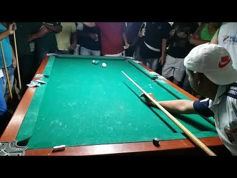Baianinho de Mauá vs Maicon de Teixeira de Freitas, Bolinho em FRANCA-SP, VÍDEO 02