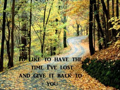 "Rascal Flatts ""Bless The Broken Road"" -[Acoustic] Lyrics"