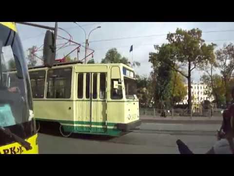 ВИДЕОПРОБКИ: пробки в Киеве, видео