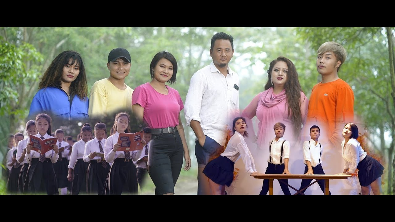 MELODY G FANAI feat JOHN L CHAWNGTHU - T ROBERT HIGH SCHOOL GOLDEN JUBILEE HLA (OFFICIAL)