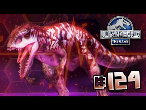 Rise of the Super Hybrids!! || Jurassic World - The Game - Ep 124 HD