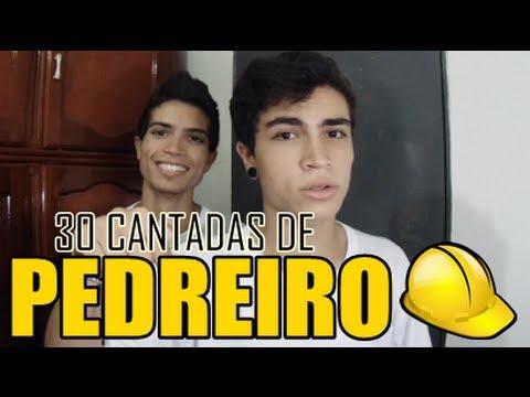Muito 30 CANTADAS DE PEDREIRO - YouTube RS66
