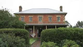 Harper's Mansion, Berrima NSW built 1843 owned by the National Trust
