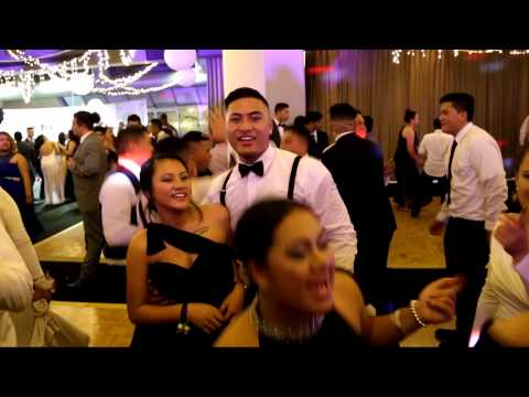 Manurewa High School Ball - 2015