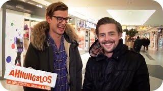 Streitgespräch im Einkaufscenter | Ahnungslos - Das Comedyquiz mit Joko und Klaas