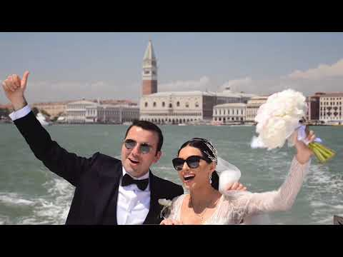 Lilit & Tigran Wedding Venice | Venice - San Lazzaro Armenian Monastery