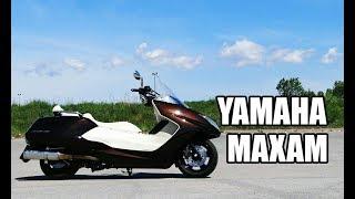 Yamaha Maxam - обзор и тест-драйв японского дивана