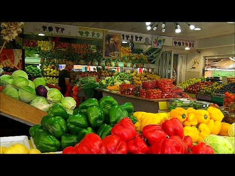 Netanya Israel Market נתניה
