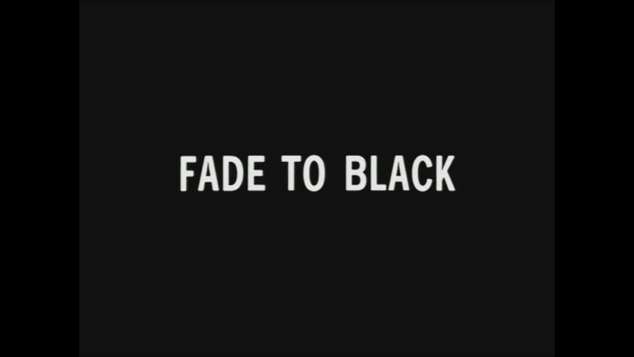 Metallica - Fade To Black Lyrics | MetroLyrics