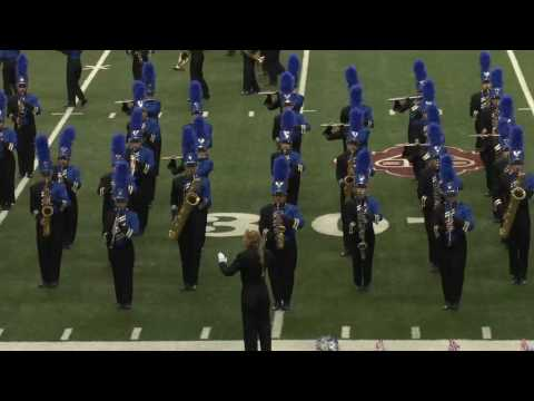 2016 4A STATE CHAMPION NORTH LAMAR PANTHER BAND FINALS PERFORMANCE