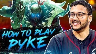 HOW TO PLAY PYKE FT. CLG AUTO | APHROMOO