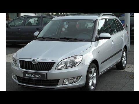 Skoda Fabia Car Review