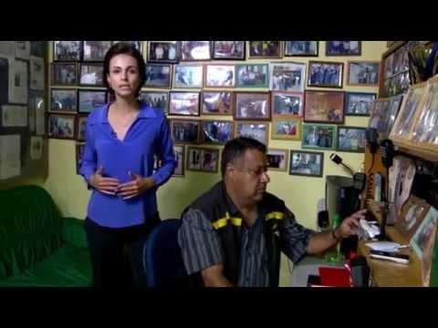 Radioamador de Brasília ajuda comunidade de Santa Maria há 22 anos.