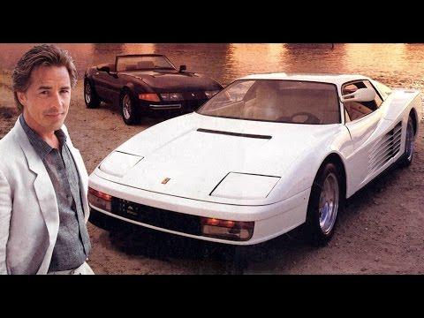 El Mito Ferrari El Testarossa Corrupcion En Miami The