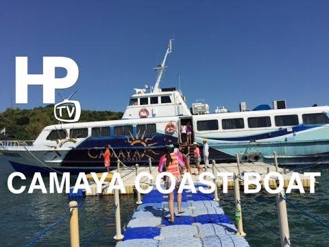 Camaya Coast Boat Manila Bay - Camaya Coast Mariveles Bataan by HourPhilippines.com