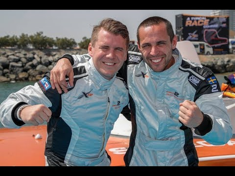 2018'S FIRST XCAT WORLD CHAMPIONSHIP RACE IN FUJAIRAH | Powerboat Racing