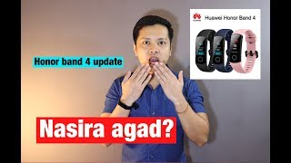 Watch this before buying honor band 4 / Huawei honor band 4 after 7 days