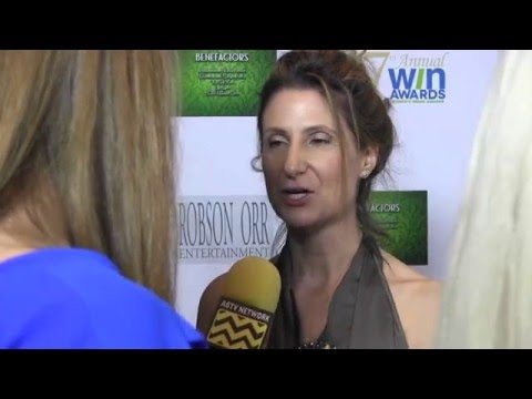 Anna Foerster Interview @ the 17th Annual Women's Image Awards