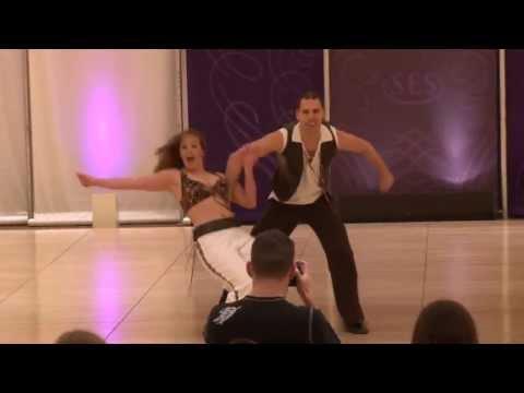 Gerald Cote & Robin Cote West Coast Swing Dance Lessons Calgary