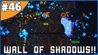 WALL OF SHADOWS!! | Terraria Epic Modpack Season 7 | Episode 46 |  Terraria Modded Let's Play