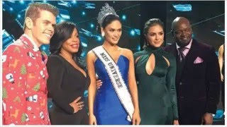 Judge Perez Hilton Says The Difference Between Miss Colombia & Miss Philippines