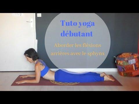 Yoga Tutoriel - Comment faire la posture du sphinx