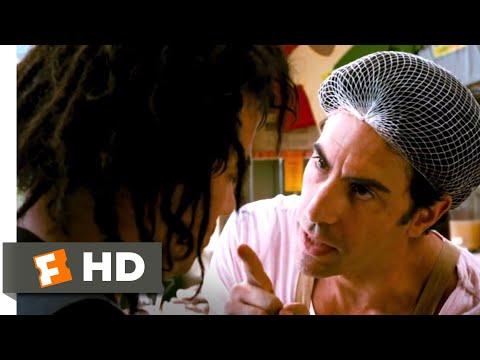 The Dictator (2012) - The Vegan Jihad Scene (6/10) | Movieclips