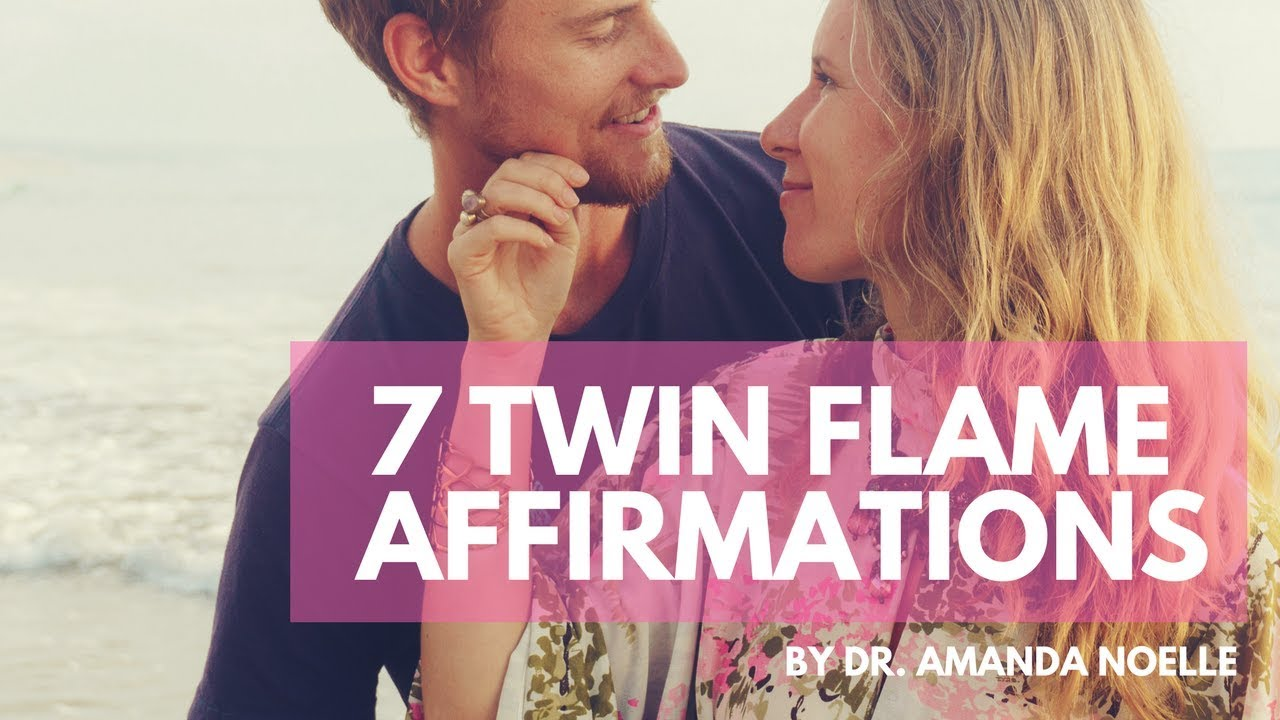 Dating your twin flame