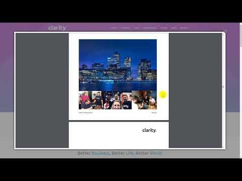 Обзор ICO Clarity. Часть 2 - изучаем Whitepaper