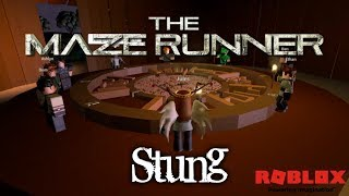 Stung - Épisode 2 The Maze Runner RP Remake - France Roblox