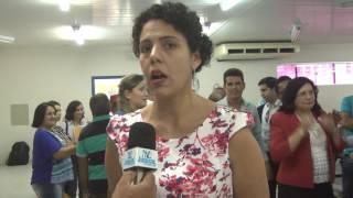 Lorena Belo aponta a obrigatoriedade do cadastramento biométrico em Russas e Palhano