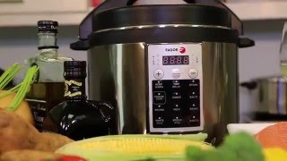 How To Use the Fagor Premium Pressure Cooker