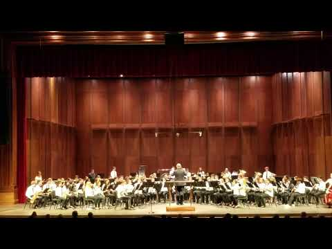 Wind Orchestra - FSU Music Camp 2018 - Star Wars