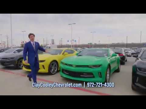 Clay Cooley Chevrolet >> Take Home A Camaro During Our Lowest Prices Of The Year Clay Cooley Chevrolet