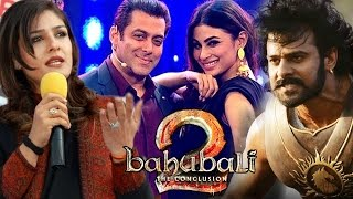 Salman Khan Turns Godfather Of Mouni Roy, Raveena Tandon REACTS On Baahubali 2