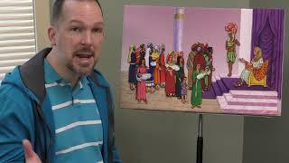 Children's Sunday School - Mike Beech 4-4-21