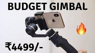 Funsnap Capture Gimbal For Smartphone | Budget Gimbal | Tech Unboxing 🔥