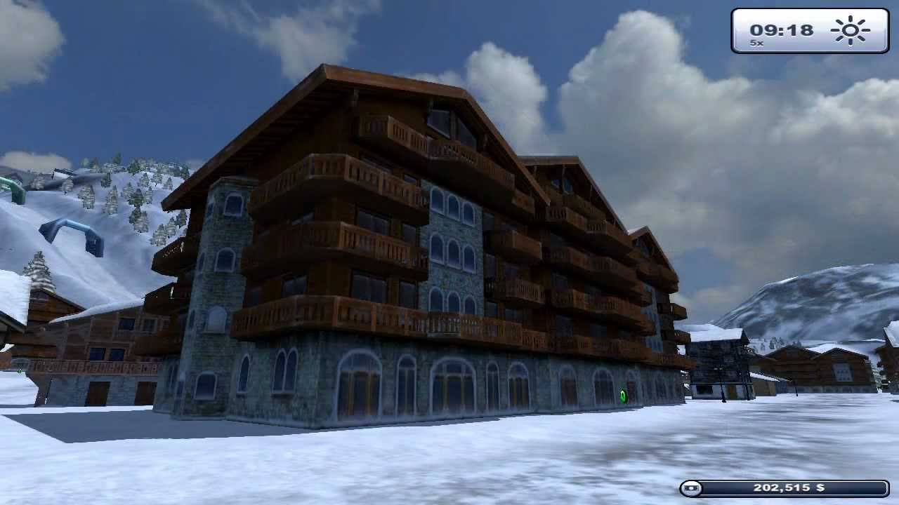 ski region simulator 2012 demo gameplay preview youtube. Black Bedroom Furniture Sets. Home Design Ideas