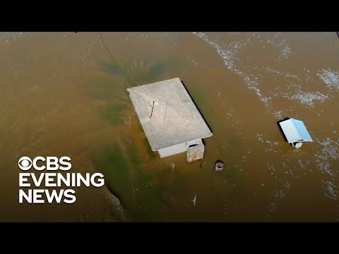 Mississippi On The Verge Of Catastrophic Flooding